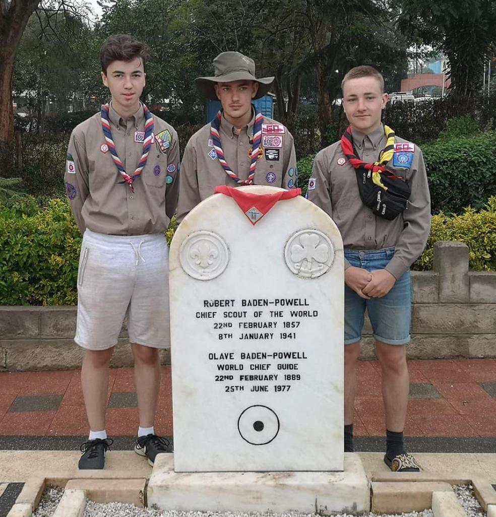 Explorer Scouts (14-17)